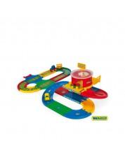 Jucarie pentru copii - Pista cu parcare -1