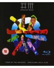 Depeche Mode - Tour Of the Universe: Barcelona 20/21:11 (2 Blu-ray)