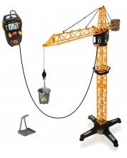 Jucarie pentru copii Dickie Toys - Macara giganta cu telecomanda -1