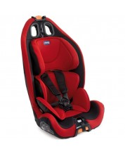 Scaun auto Chicco - Gro-Up 123, Red Passion, 9-36 kg -1