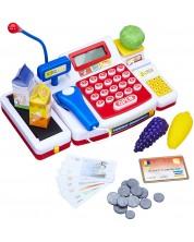 Casa de marcat pentru copii Simba Toys - Cu scaner -1