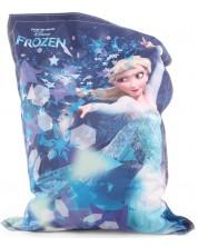 Fotoliu puf pentru copii Disney - Frozen, 50 х 70 х 80 cm