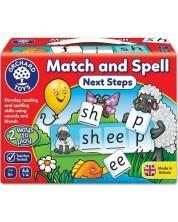 Joc pentru copii Orchard Toys - Match and spell next steps -1