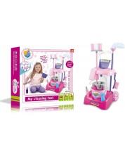 Masina curatenie pentru copii Ocie - My Cleaning Tool, sortiment -1