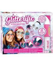 Set creativ pentru copii Glitterific - Vacuum Studio -1