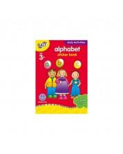 Carte pentru copii Galt Early Activities - Alfabet englez -1