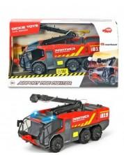 Jucarie pentru copii Dickie Toys - Masina de pompieri pentru aeroport