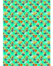 Hartie pentru cadouri Danilo - Despicable Me, 200 x 69 cm. -1