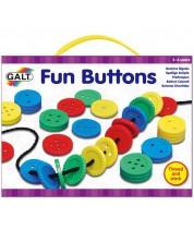 Joc pentru copii Galt - Nasturi distractivi, te joci si inveti -1