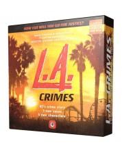 Extensie pentru joc de societate Detective - L.A. Crimes