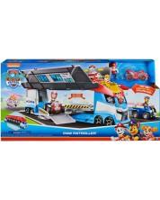Jucarie pentru copii Spin Master Paw Patrol - Camion Paw Patroller cu 2 rampe