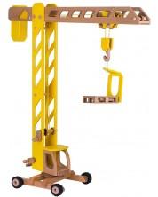 Jucarie pentru copii macara de constructie Goki -1