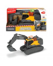 Jucarie pentru copii Dickie Toys Volvo - Excavator pe senile -1