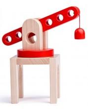 Macara din lemn pentru copii Woody -1