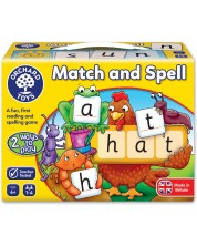 Joc pentru copii Orchard Toys - Match and Spell -1