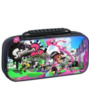 Husa Big Ben Deluxe Travel Case Splatoon 2 (Nintendo Switch)