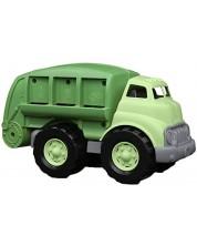 Jucarie de tras Green Toys - Camion de reciclare a deseurilor -1