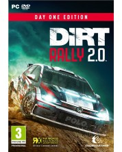 Dirt Rally 2 - Day One Edition (PC)