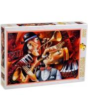 Puzzle Gold Puzzle de 1000 piese - Duet Jazz