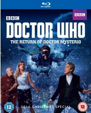 Doctor Who: The Return of Doctor Mysterio (Blu-ray)