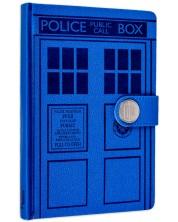 Agenda Pyramid - Doctor Who TARDIS, format A5 -1