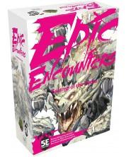 Completare pentru jocul de rol Epic Encounters: Swamp of the Hyrda (D&D 5e compatible)