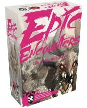 Completare pentru jocul de rol Epic Encounters: Lair of the Red Dragon (D&D 5e compatible)