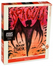 Puzzle New York Puzzle de 1000 piese - Dracula
