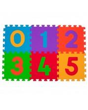 Puzzle din burete pentru podea Babyono - Cifre -1