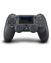 Controller Sony - DualShock 4 - The Last of Us Part 2 Limited Edition, v2, negru
