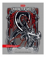 Dungeons & Dragons - Character Sheets 24buc