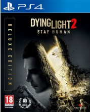 Dying Light 2: Stay Human, Deluxe Edition (PS4)