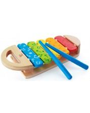 Instrument muzical Hape - Xilofon colorat, din lemn  -1