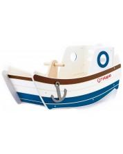 Leagan din lemn Hape - Barca -1