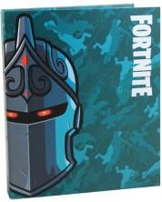 Dosar Fortnite Black Knight A4 - Cu 4 inele