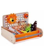Set de joaca Hape - Experimente in stiinta, in cutie -1
