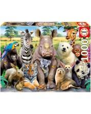 Puzzle Educa de 1000 piese - Poza clasei