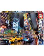 Puzzle Educa de 1000 piese - Times Square, New York