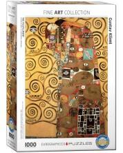 Puzzle Eurographics de 1000 piese – Implinire, Gustav Klimt