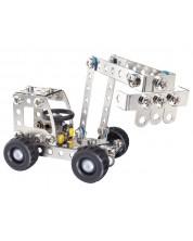 Constructor metalic Basic - Excavatoe/ Camion de la Eitech