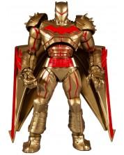Figurina de actiune McFarlane DC Comics: Batman - Hellbat Suit (Gold Edition), 18 cm
