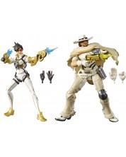 Figurine de actiune Hasbro Games: Overwatch - Tracer & McCree