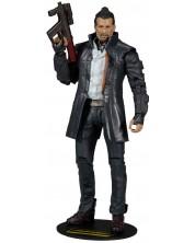 Figurina de actiune McFarlane Cyberpunk 2077 - Takemura,18 cm
