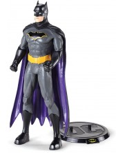 Figurina de actiune The Noble Collection DC Comics: Batman - Batman (Bendyfigs), 19 cm