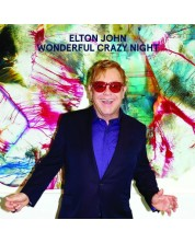 Elton John - Wonderful Crazy Night (CD)