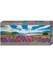 Puzzle panoramic Heye de 1000 piese - Lacul Tekapo