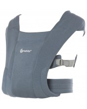 Marsupiu ergonomic Ergobaby - Embrace, Oxford Blue -1