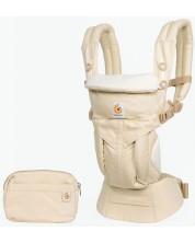 Marsupiu ergonomic Ergobaby - Omni 360, Natural -1