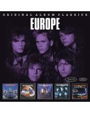 Europe - Original Album Classics (5 CD)