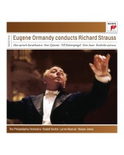 Eugene Ormandy - Conducts Richard Strauss (4 CD)